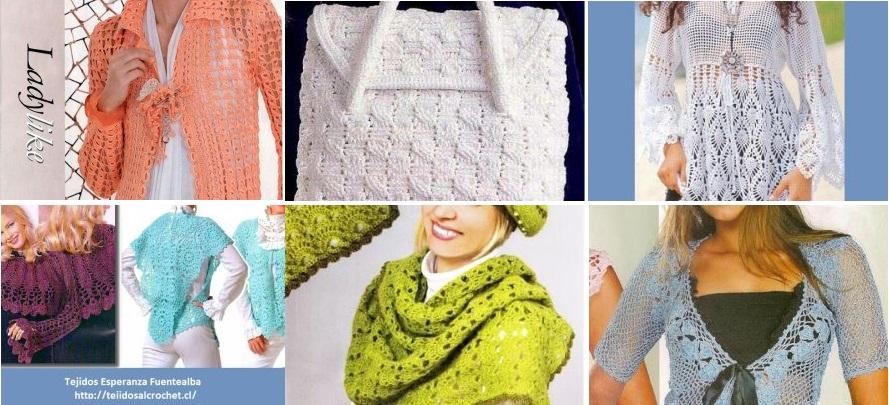 Patrones gratis de crochet para disfrutar y tejer. Descarga gratuita