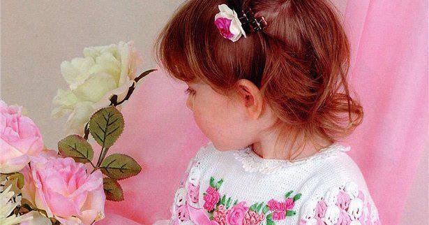 Tejiendo nuestro primer vestido a crochet para la nieta - Crochet Niños