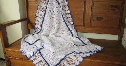¿Cómo encontrar patrones manta de ganchillo para bebés y organizarlas? - Crochet Niños